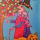 The Perfect Treat - Halloween art by jonkania