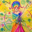 Aqcolourlibrium Colour girl by jonkania