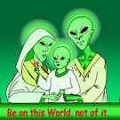 The Alien Nativity by zfollweiler