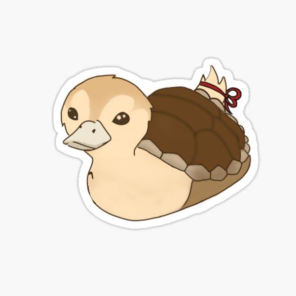 Turtle duck - Avatar the Last Airbender  Sticker