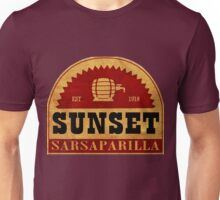 Sunset Sasparilla  Unisex T-Shirt