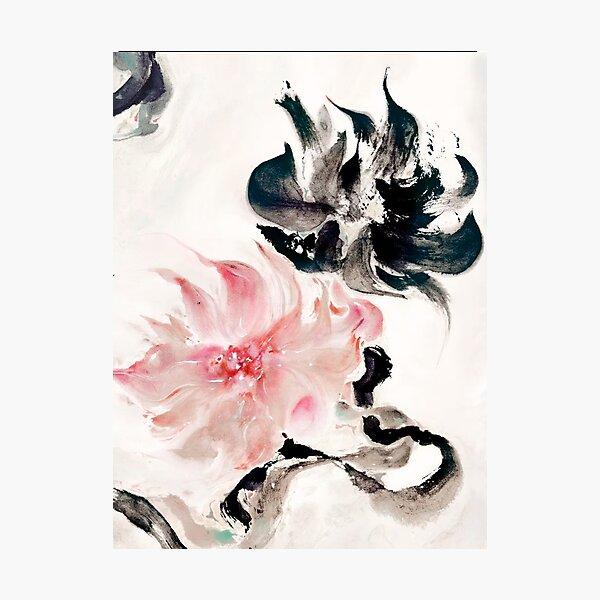 yixing lit 莲 연 concept Photographic Print