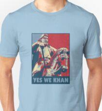 Yes We Khan T-Shirt