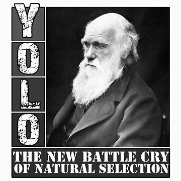 YOLO Darwin by RoamingGeek
