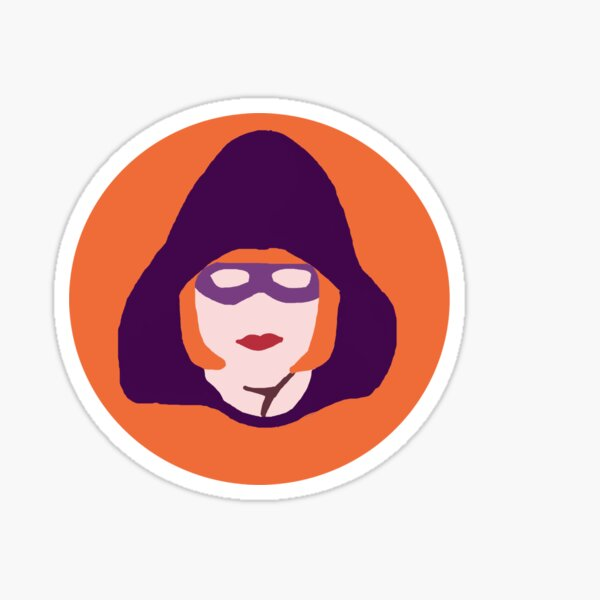 Vlog Villain - Character Sticker