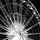 Bangkok Wheel by Paige