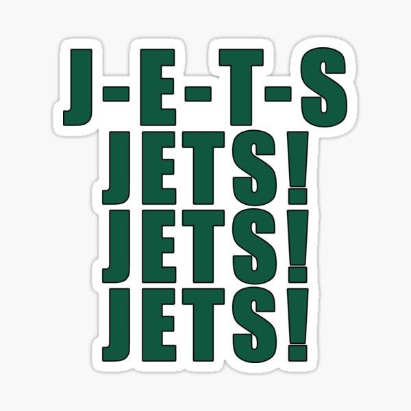 ny jets Sticker