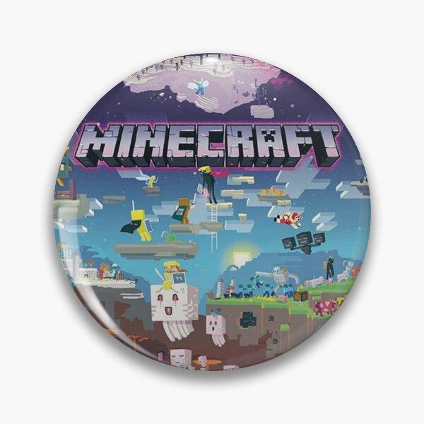Minecraft Adventures Pin
