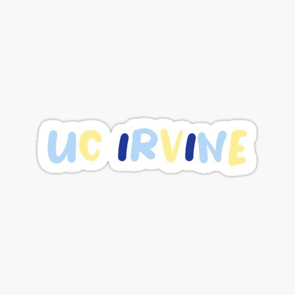 UCI Sticker