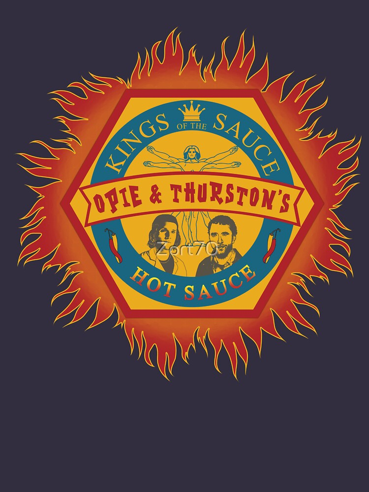 Opie and Thurston's Hot Sauce by Zort70