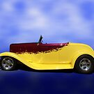 Little Roadster by Keith Hawley