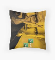 Br Ba Breaking Bad Throw Pillow