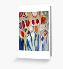 GARDEN THOUGHTS Greeting Card