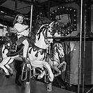The Carousel Rider by James Watkins