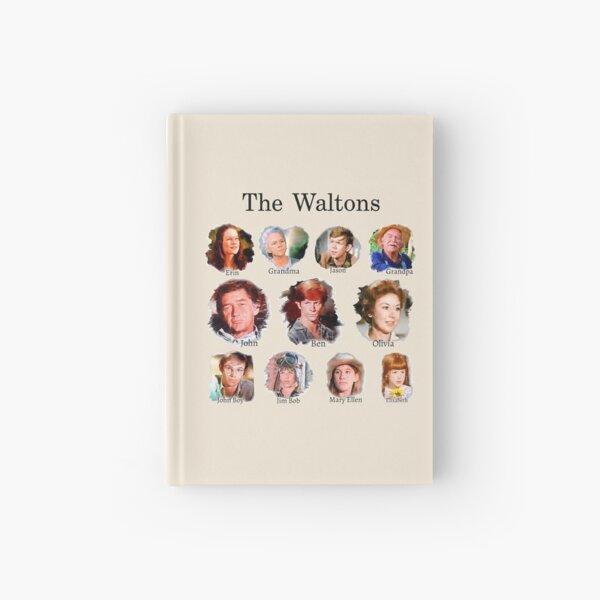 The Waltons Hardcover Journal