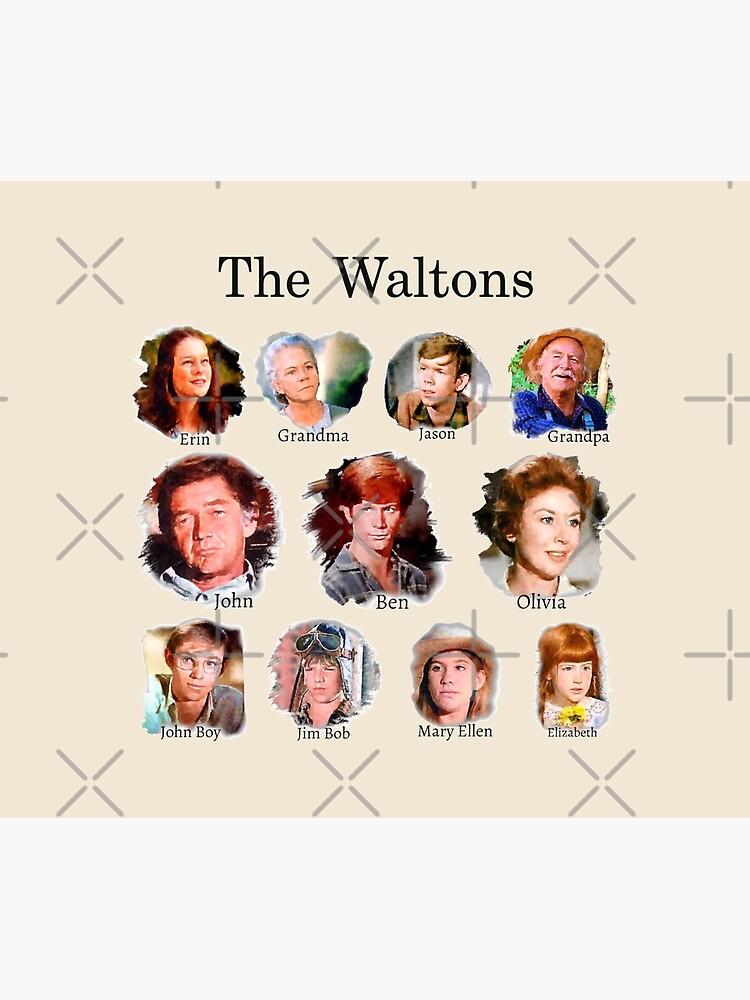 The Waltons by DNiceGirl