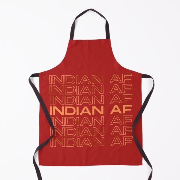 Indian AF Apron