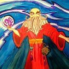 Merklyn from the Visionaries by jonkania