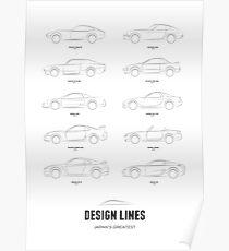 Design Lines - Japan's Greatest Poster