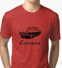 Vauxhall Cresta Tri-blend T-Shirt