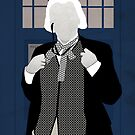 The first Doctor by SixPixeldesign