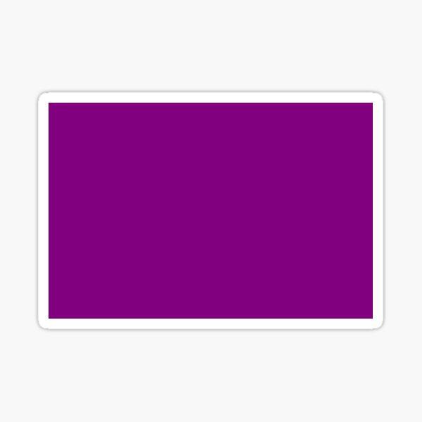 Purple, Purple socks, Purple mask  Sticker