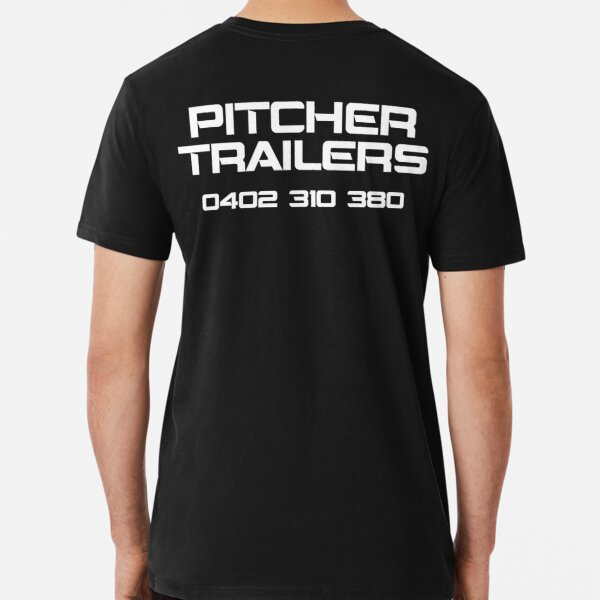 Pitcher Trailers Premium T-Shirt