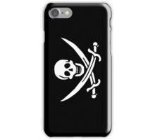 Smartphone Case - Pirate Flag (27) iPhone Case/Skin