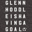 Glenn Hoddle is having a goal by GroatsworthTees