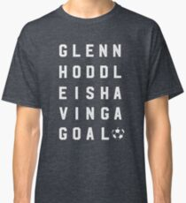 Glenn Hoddle is having a goal Classic T-Shirt