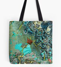 Cosmos At Play Tote Bag