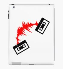 Soundtrack Tape iPad Case/Skin