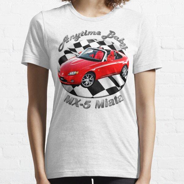 Mazda MX-5 Miata Anytime Baby Essential T-Shirt
