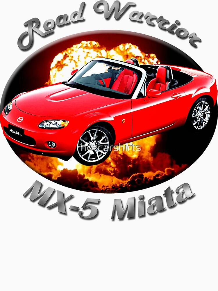 Mazda MX-5 Miata Road Warrior by hotcarshirts