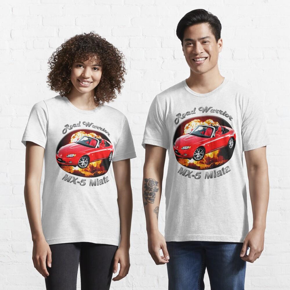 Mazda MX-5 Miata Road Warrior Essential T-Shirt