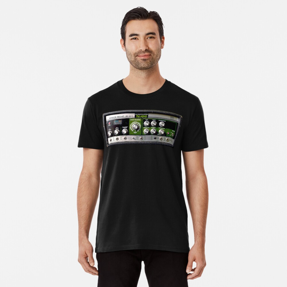The Verve - Space Echo - The Creative Answer [RARE] Premium T-Shirt