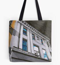 urban building Tote Bag