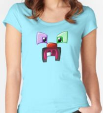 The Toothed Creeper Women's Fitted Scoop T-Shirt