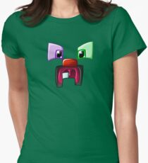 The Toothed Creeper Women's Fitted T-Shirt