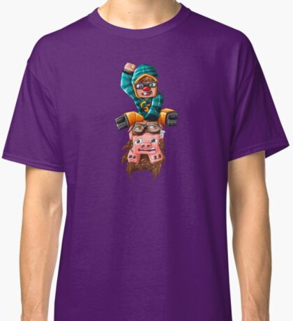 The Pilot Pig! Classic T-Shirt
