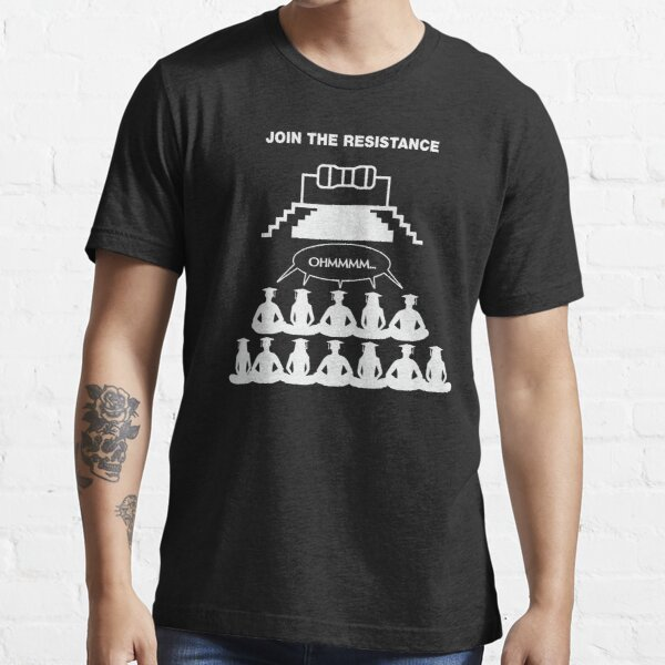 OHM Join The Resistance Essential T-Shirt