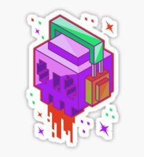 Cube DJ #1 Sticker