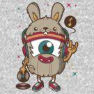 Weird DJ by TokyoCandies