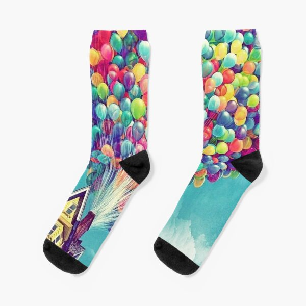 House in the air  Socks