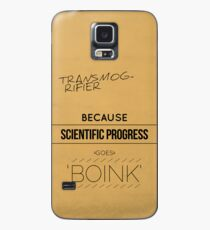 Transmogrifier - Goes 'Boink' Case/Skin for Samsung Galaxy