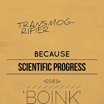 Transmogrifier - Goes 'Boink' by Fastlines49s