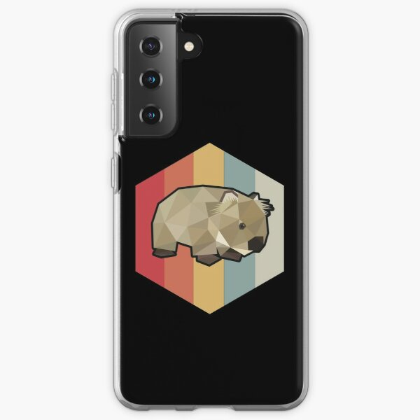 Funny Wombat Gift Samsung Galaxy Soft Case