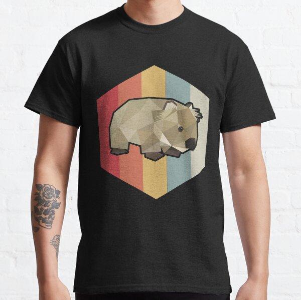 Funny Wombat Gift Classic T-Shirt