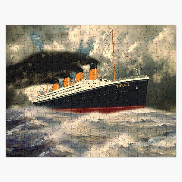 RMS Titanic the Legend 1912 Jigsaw Puzzle