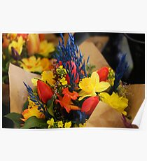 Bouquet of Beauty  Poster